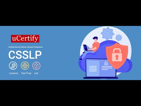 (ISC)² CSSLP Training Course - YouTube