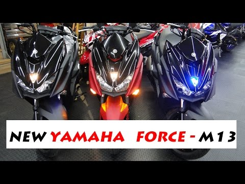 NEW Yamaha FORCE – REVIEW