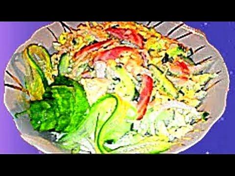 Бабушкин рецепт! Салат из пекинской капусты Быстро и очень вкусно