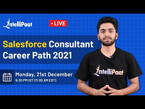 Salesforce Consultant Career | Salesforce Consultant Certification