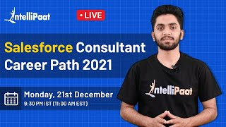 Salesforce Consultant Career | Salesforce Career Path | Salesforce Consultant Certification