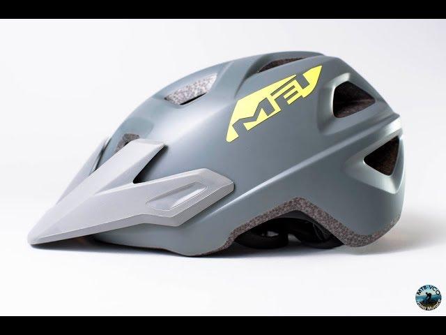 Видео Шлем MET Echo CE Red | Matt