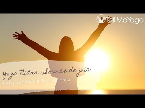 TellMeYoga - Yoga Nidra - Source de joie