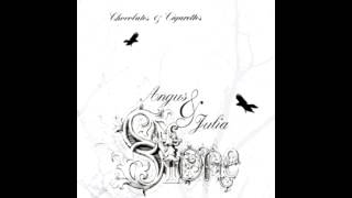 Angus & Julia Stone - Paper Aeroplane with Lyrics