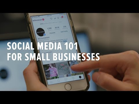 , title : 'Social Media Marketing 101 for Small Businesses