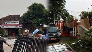 Pasca Polsek Ciracas Dibakar, Masyarakat Diminta Laksanakan Aktivitas Sehari-hari