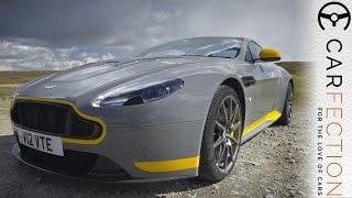 Aston Martin V12 Vantage S Manual: The Perfect Aston? - Carfection by Carfection