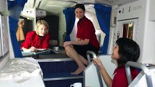 Gizli Bir Oda Var ! Hostes Ve Pilotların Bilmenizi İstemediği 11 Şey