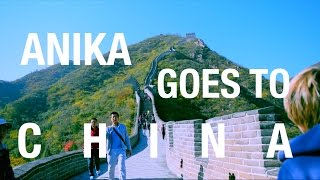 preview picture of video 'Anika goes to China: Beijing (Part I)'