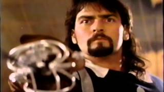 The Three Musketeers (1993) Video