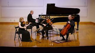 Mahler Piano Quartet in A minor