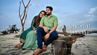 Kerala Wedding Highlight Video  Shruthi + Sandeep..  TEAM LAVENDER 💜