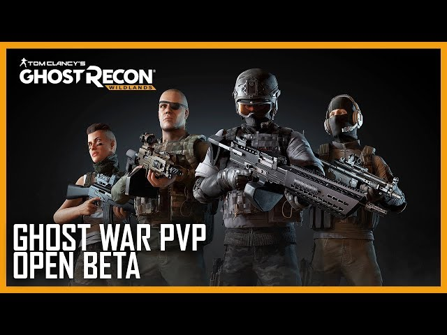 Ghost War PVP Open Beta