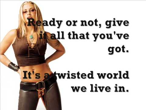 Twisted Girl - Anastacia