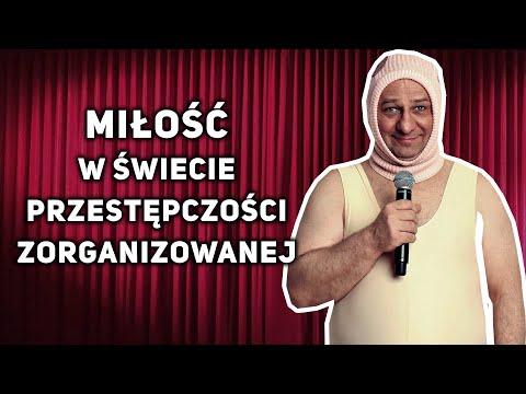 Grzegorz Halama - Miłość w świecie przestępczości zorganizowanej