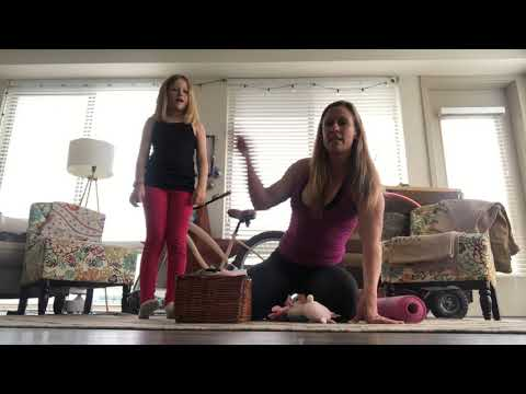 YOGA AND KIDS VIDEO