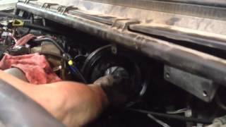 7.3 Powerstroke Diesel Wicked Wheel Installation