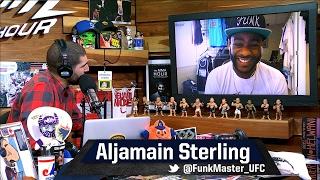 Aljamain Sterling Glad He Showed He Still Belongs With UFC on FOX 24 Win