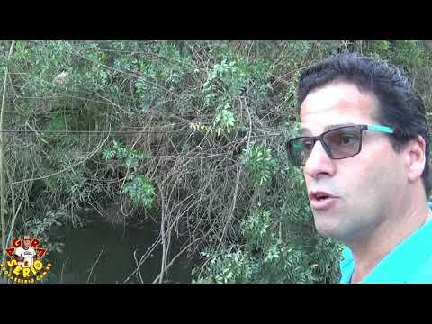 Wagnew o Fiscal do Povo denúncia Crime Ambiental da Sabesp na Favela do Justinos