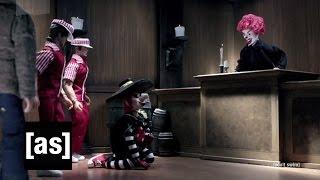 Les Miserobble Robble | Robot Chicken | Adult Swim