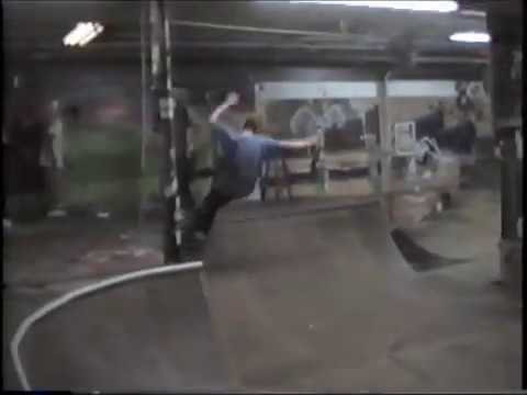 Skank Skates: Birdhouse Project Demo 06/25/1994 Raw Footage