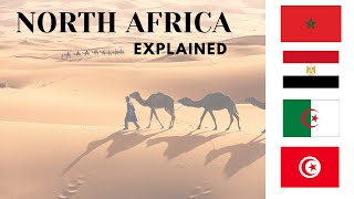 North Africa Explained || Maghreb Region - Socio Knowledge