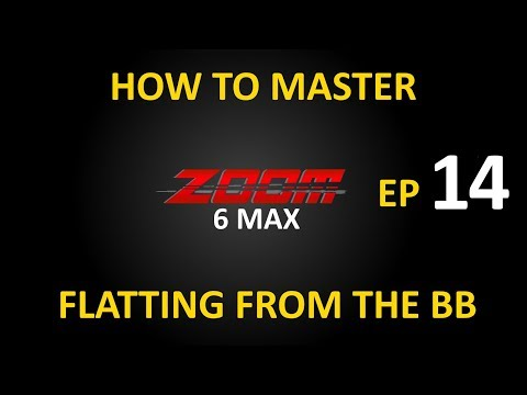 , title : 'How To Master 6-max Zoom - Ep14: Flatting From The BB'