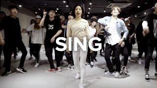 Sing Pentatonix Lia Kim Choreography