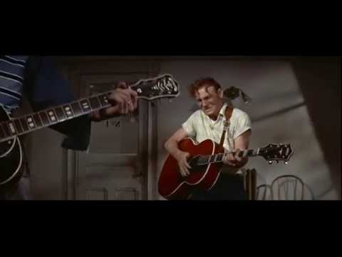 Gene Vincent & His Blue Caps - Be-Bop-A-Lula (The Girl Can't Help It, 1956)