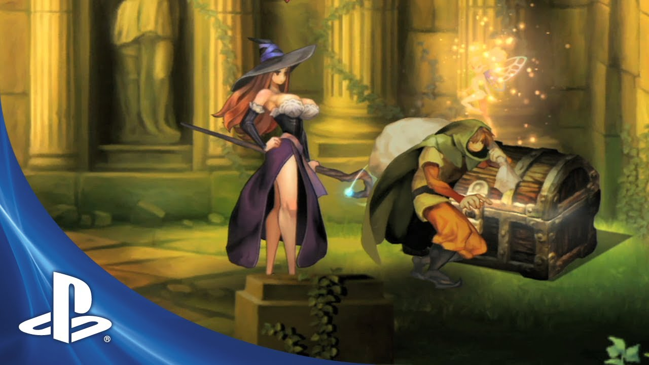 Dragon's Crown: Fighting Together