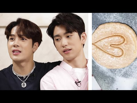 Got7 Makes Childhood Candy While Answering Fan Questions