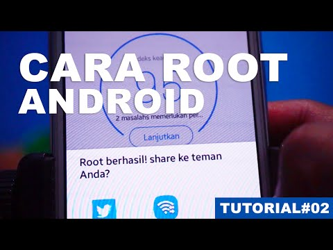 Cara Root Smartphone Android Dengan Mudah - Tutorial Video Mp3