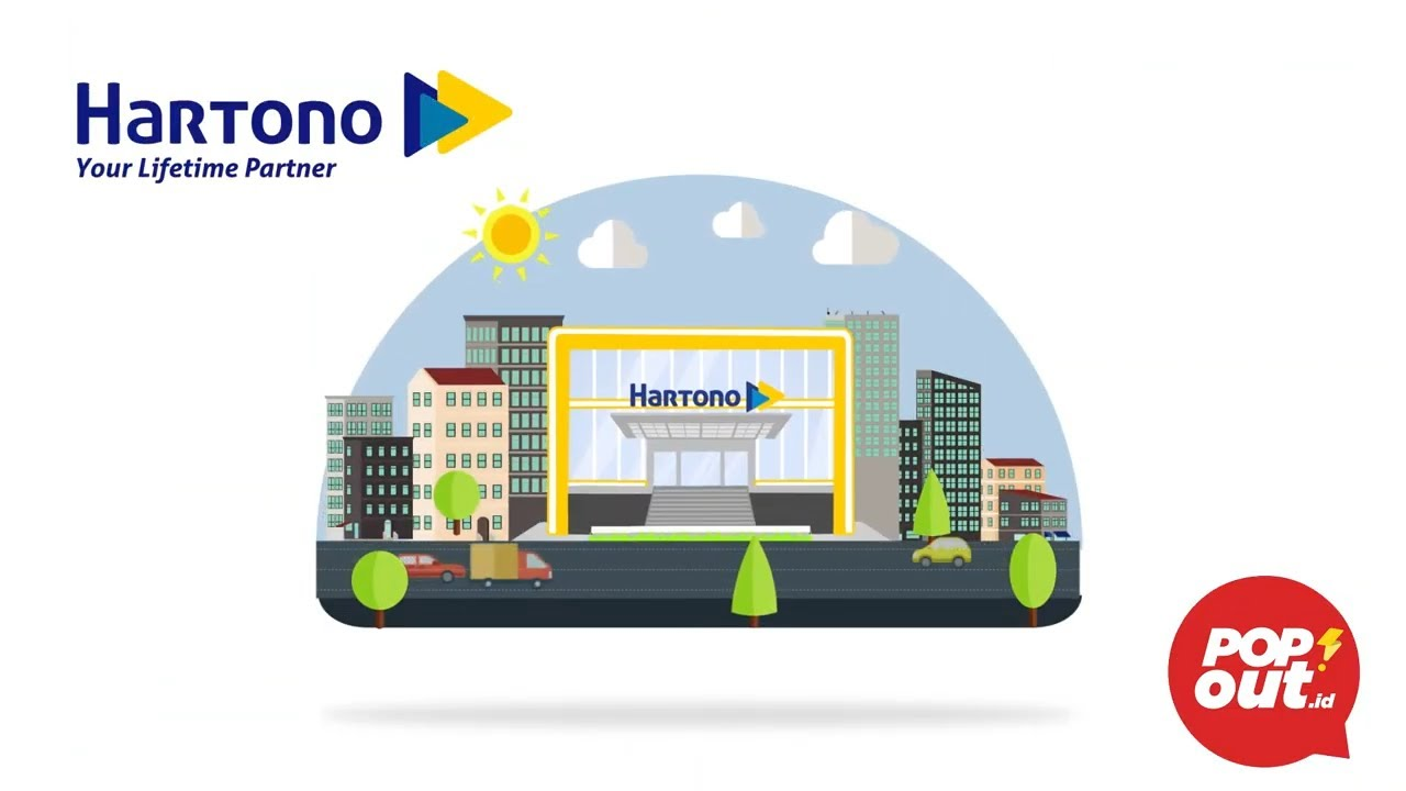 HARTONO Company Profile (2015)