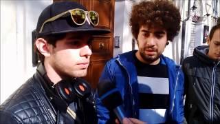 preview picture of video 'Omicidio David Raggi, i giovani: «Terni sta diventando uno schifo»'