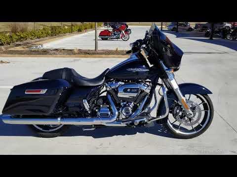 2020 Harley-Davidson<sup>®</sup> Street Glide<sup>®</sup> FLHX