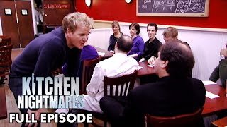 Gordon Ramsay Tries To Revisit The Black Pearl   Kitchen Nightmares