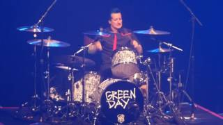 """""""American Idiot & F Donald Trump"""" Green Day@Petersen Events Center Pittsburgh 3/25/17"""