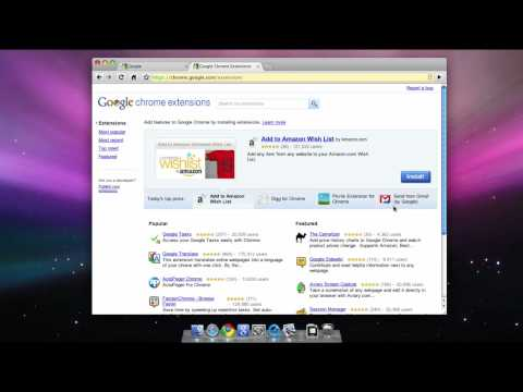 Chrome For Mac Beta Updates With Extension Support