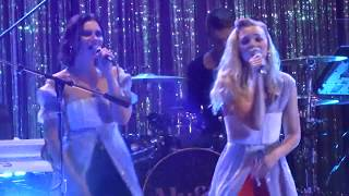 "Aly & AJ   ""Good Love"" (Live In Anaheim 6 4 18)"