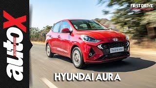 Hyundai Aura First Drive