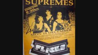 Flicks  Brechin. Nightclub. Promotional posters, menus etc. Sylvester and Patrick Cowley