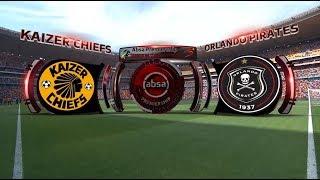 Absa Premiership 2018/19 | Kaizer Chiefs Vs Orlando Pirates