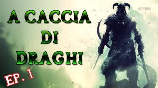 Skyrim Gameplay: A caccia di Draghi #1