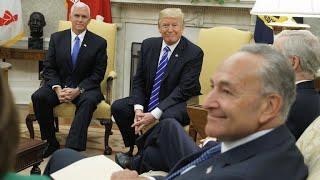 Trump disputes Democrats