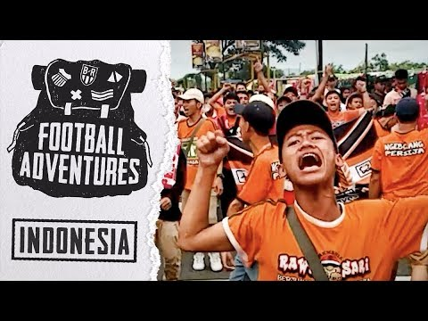 Football Adventures | Indonesia—Away Days Bus Attacks & Champions League Nights with James Montague