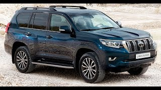 Toyota Land Cruiser Prado150 , 2018, бензин 4.0L VS дизель 3.0L подробный обзор владельца.