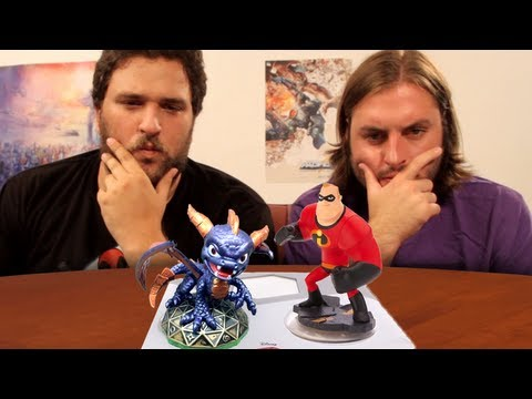 What Happens When You Mix Skylanders And Disney Infinity?  Don't.