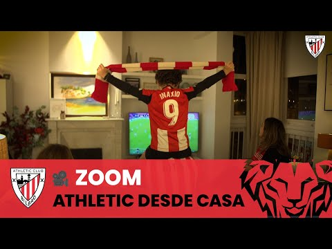 📽️ ZOOM I Athletic desde casa.
