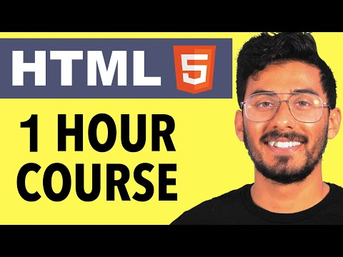 HTML Crash Course for Absolute Beginners 2020 [Tutorial] - YouTube