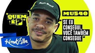 Quem É DJ Mu540 – O Brabo do Trap!
